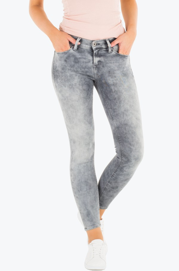 MID RISE SKINNY 7/8 NORA DXALGST