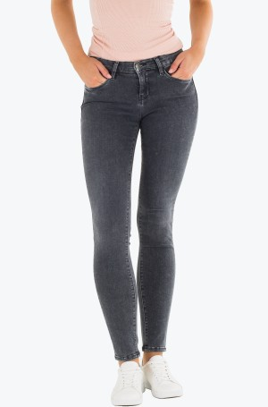 Jeans Mid Rise Skinny - Volcano-1