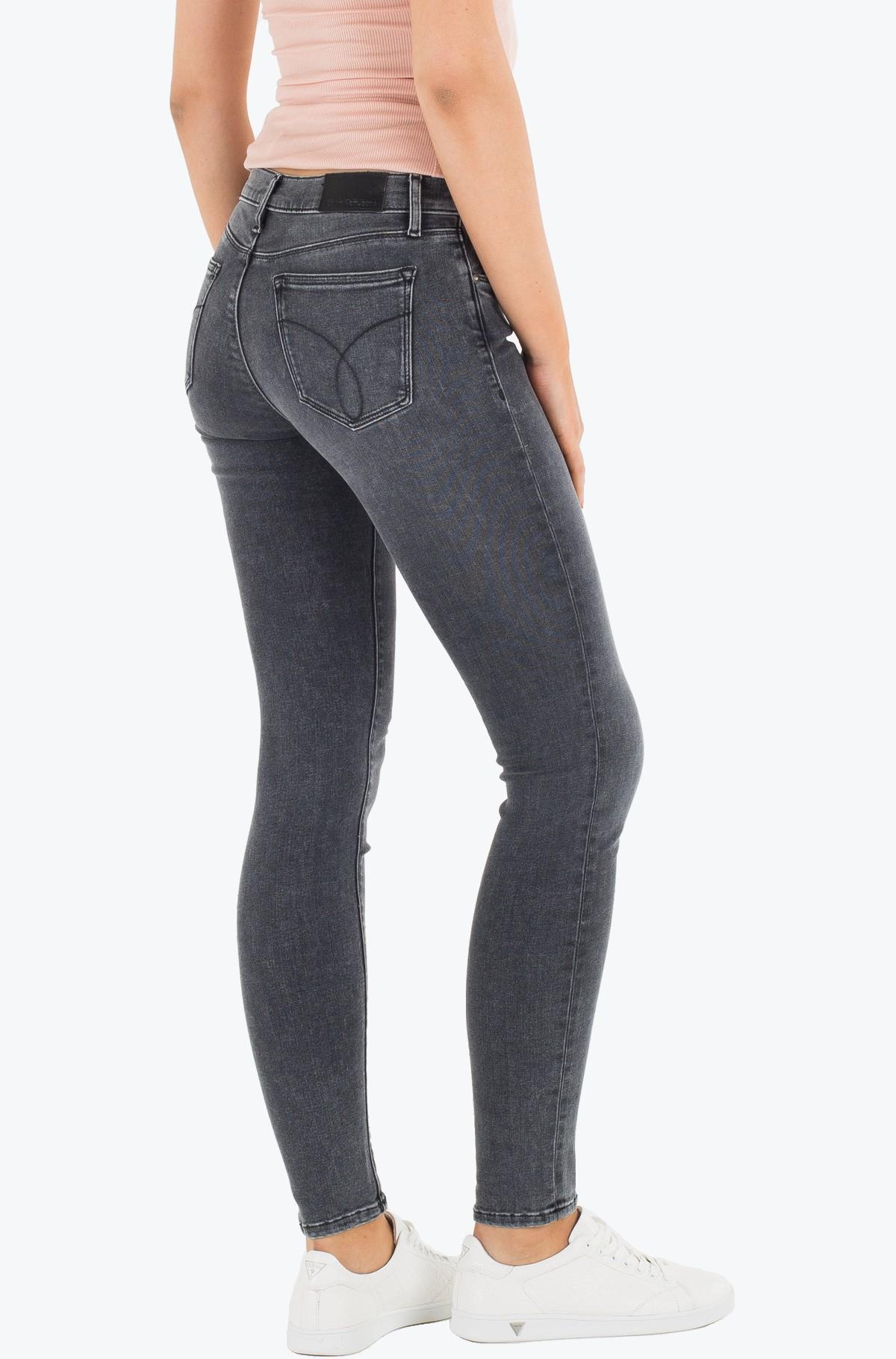 Jeans Mid Rise Skinny - Volcano-full-2