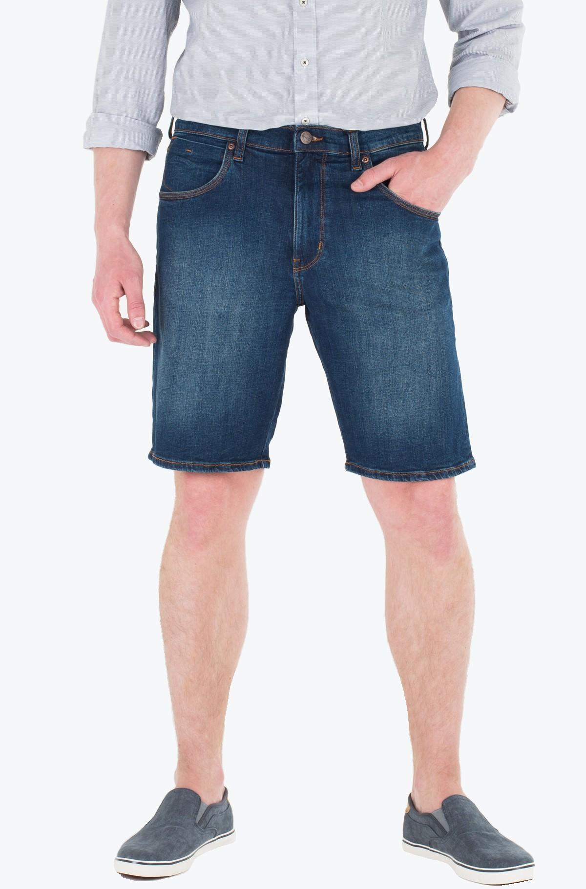 Īsas džinsu bikses W15U9193M-full-1