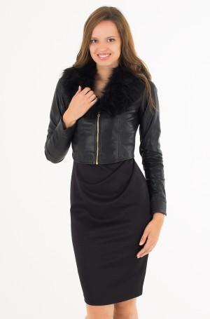 Leather jacket W72N14-1