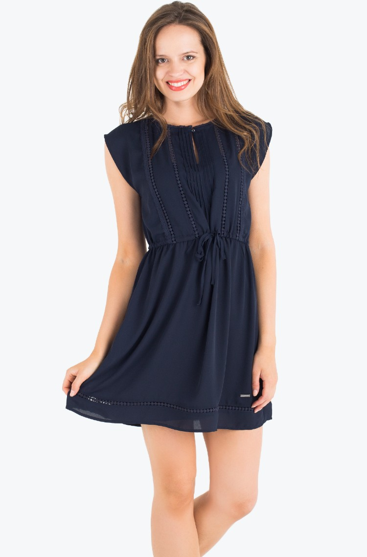 c4378c6054 Dark blue Dress Miri Pepe Jeans
