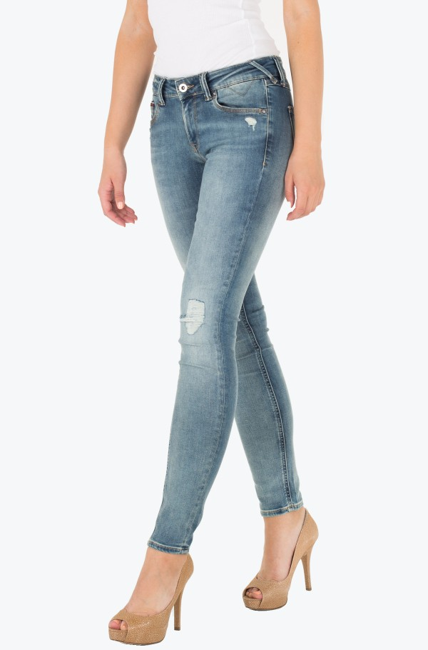 LOW RISE SKINNY SOPHIE MBDEST