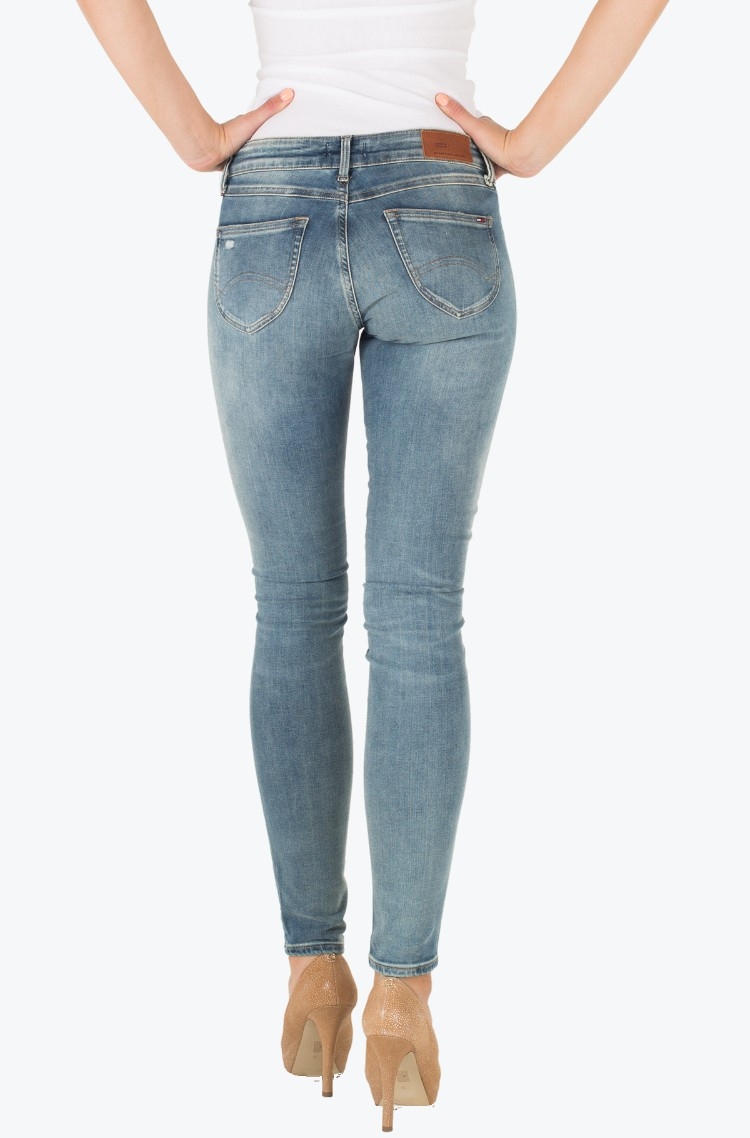 Jeans Low Rise Skinny Sophie Tommy Hilfiger, Womens Jeans