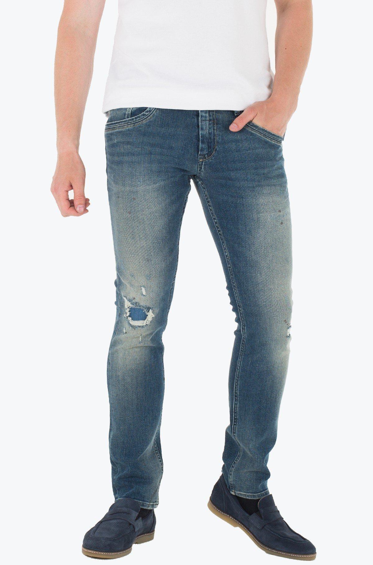 Džinsinės kelnės Slim Saber Stmrst-full-1