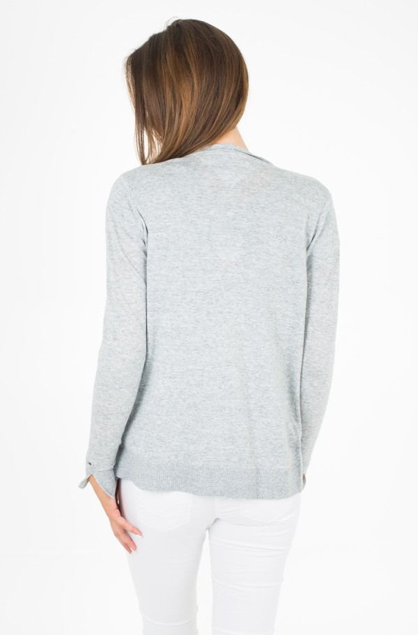 THDW BASIC CARDIGAN L/S 12-hover
