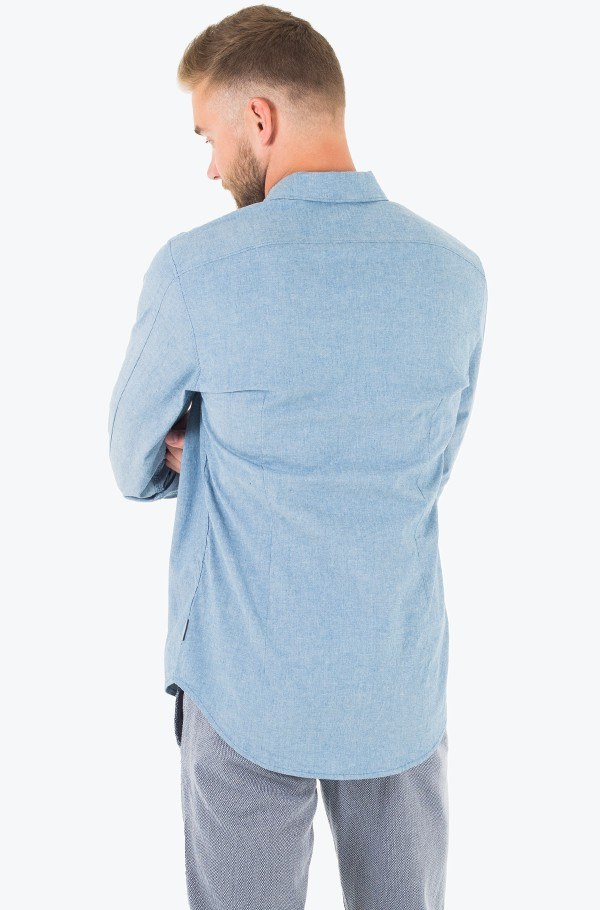 WILMER ST CHAMBRAY SHIRT L/S-hover