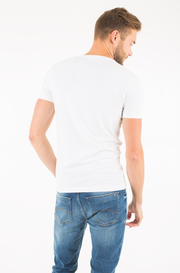 TYRUS SLIMFIT CN TEE SS-hover
