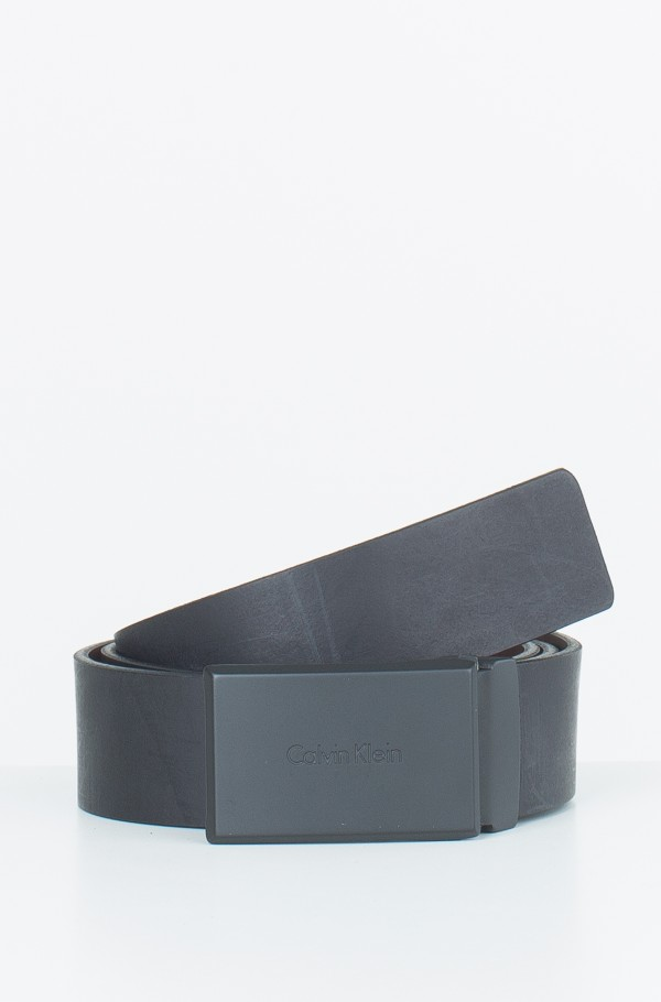 CASUAL REV. ADJ. PLAQUE BELT