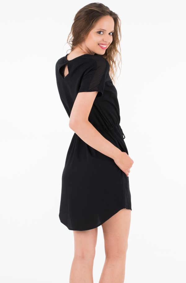 DAMIA WOVEN MM DRESS SS-hover