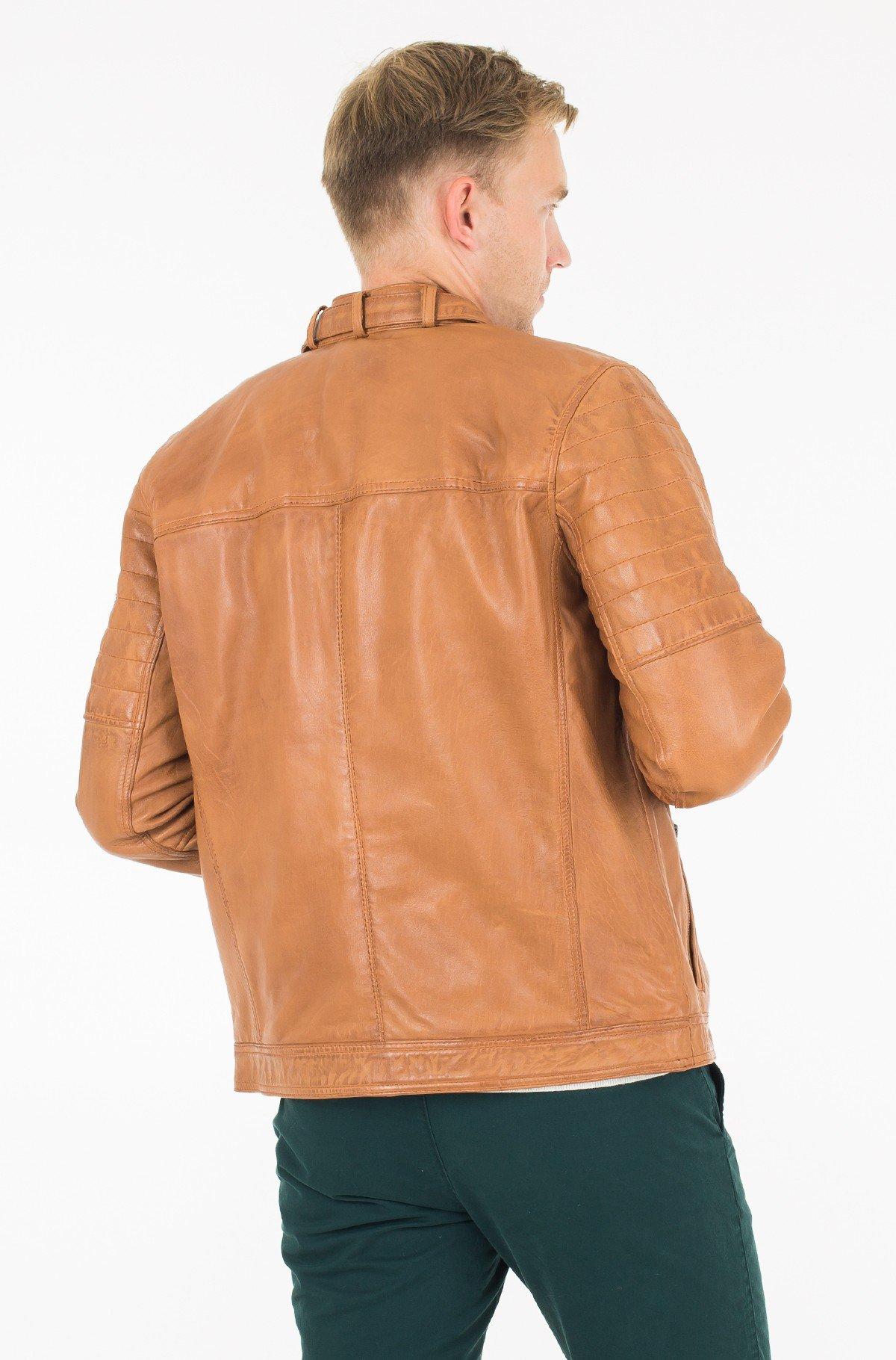 Leather jacket Cinnamon-full-2