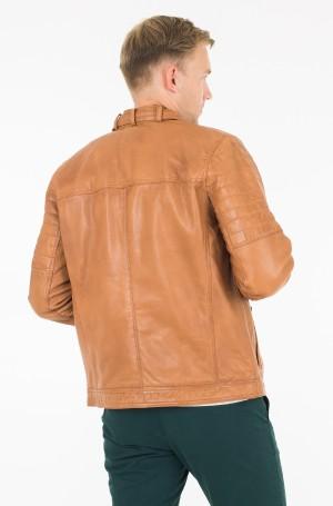 Leather jacket Cinnamon-2
