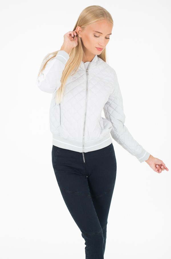 ORA QUILTED BOMBER