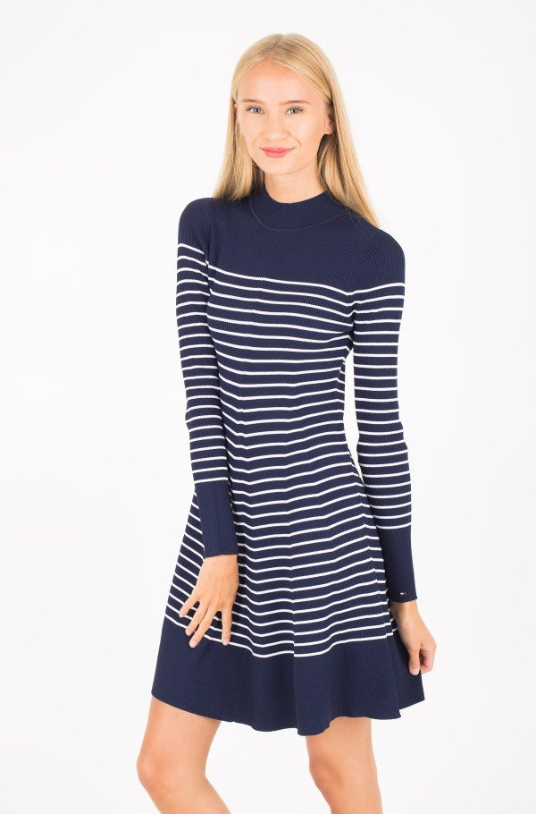 GAILA STP RIB DRESS