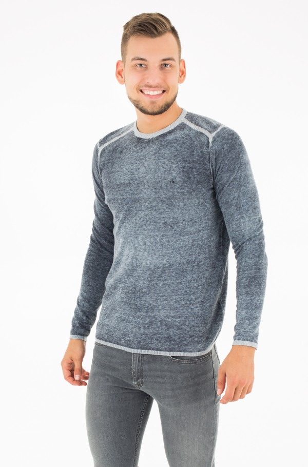 SOLAN CN SWEATER LS