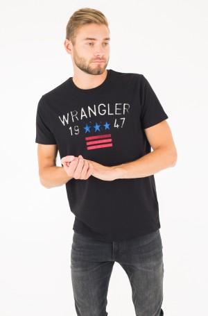 Marškinėliai W7A83FK01-1