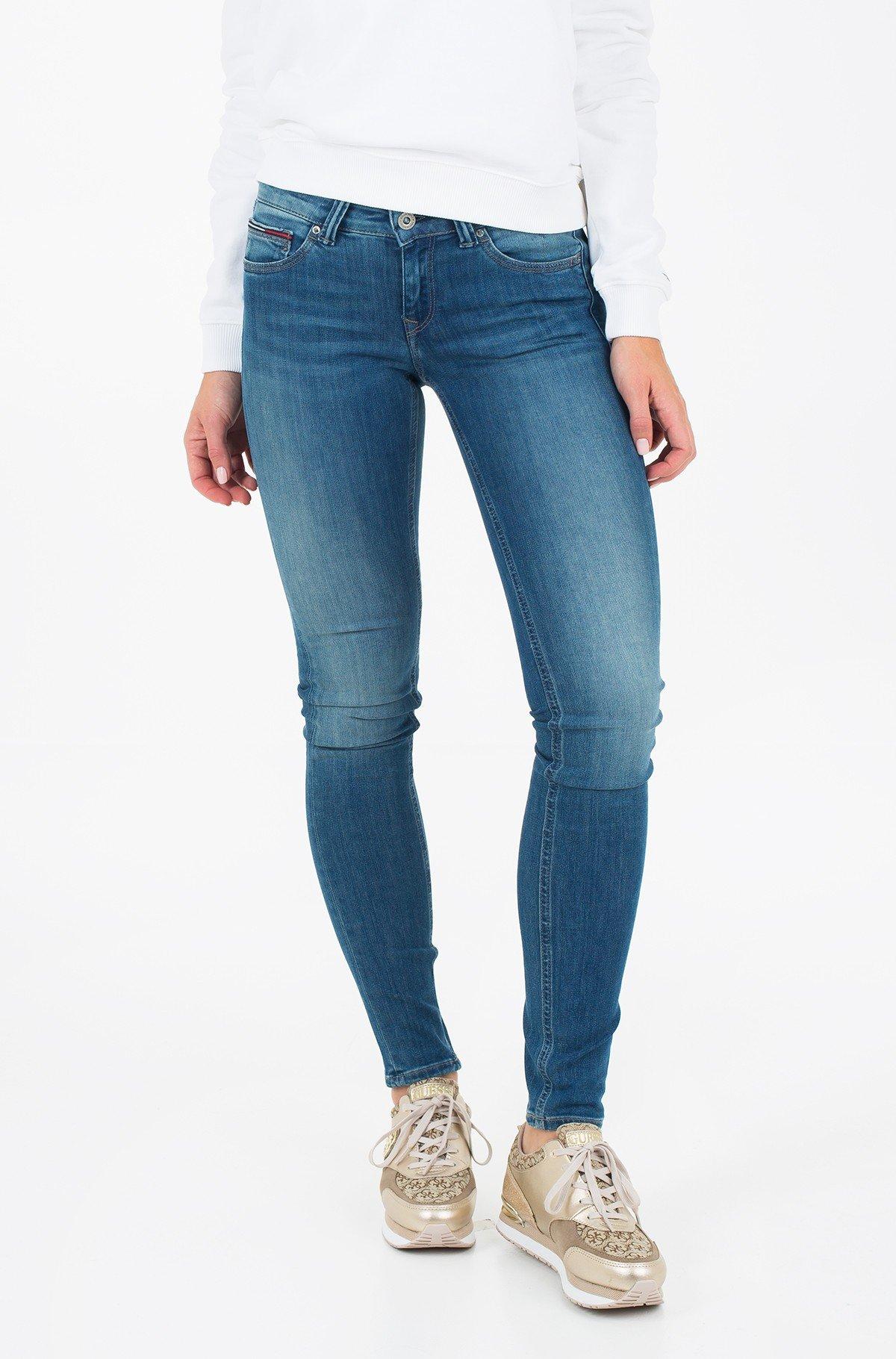 Džinsinės kelnės Low Rise Skinny Sophie DYFBST-full-1