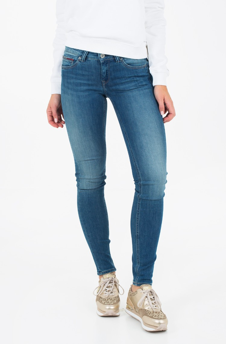 e95c7a92 Blue 3 Jeans Low Rise Skinny Sophie DYFBST Tommy Hilfiger, Womens ...