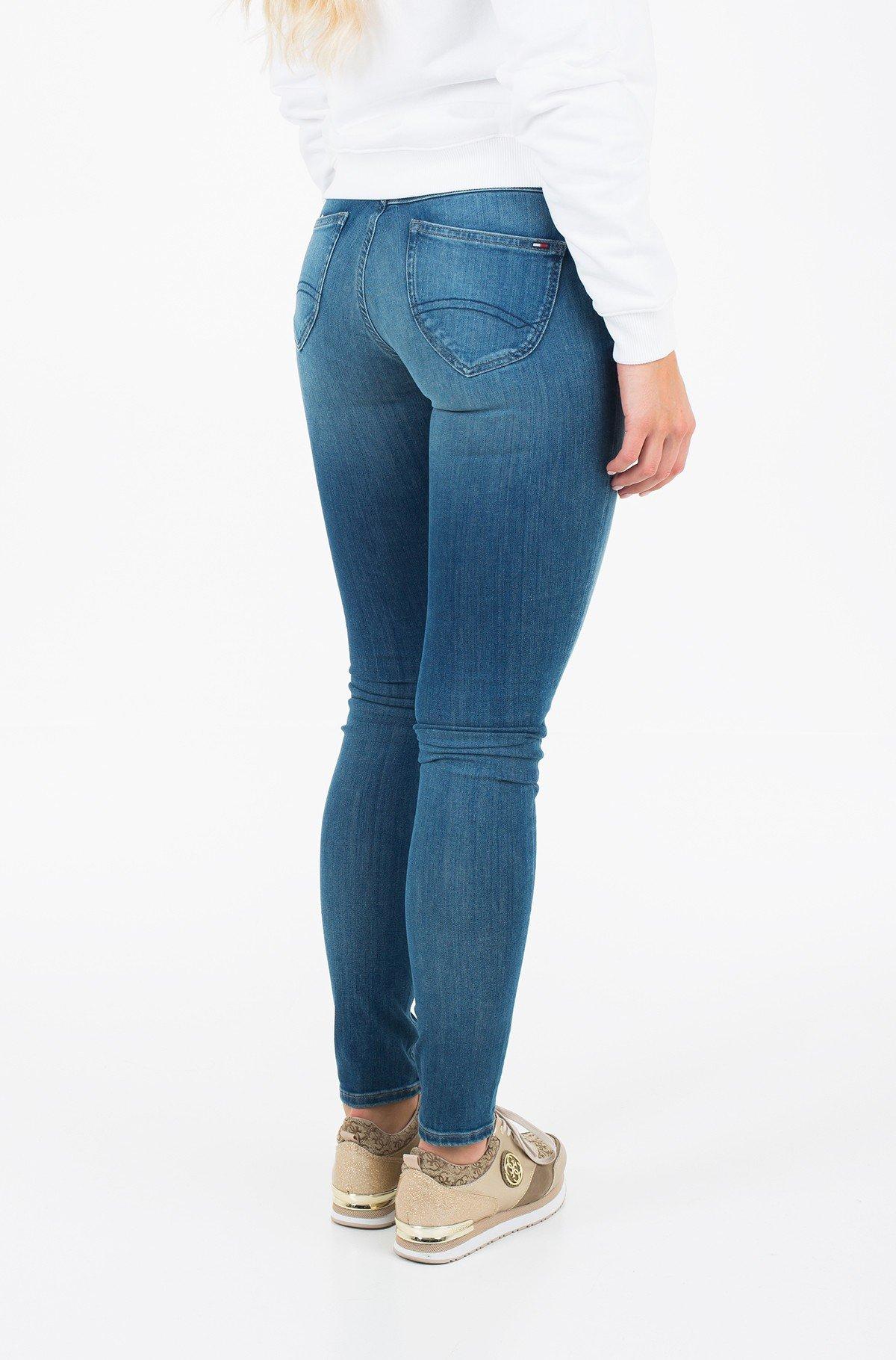 Džinsinės kelnės Low Rise Skinny Sophie DYFBST-full-2