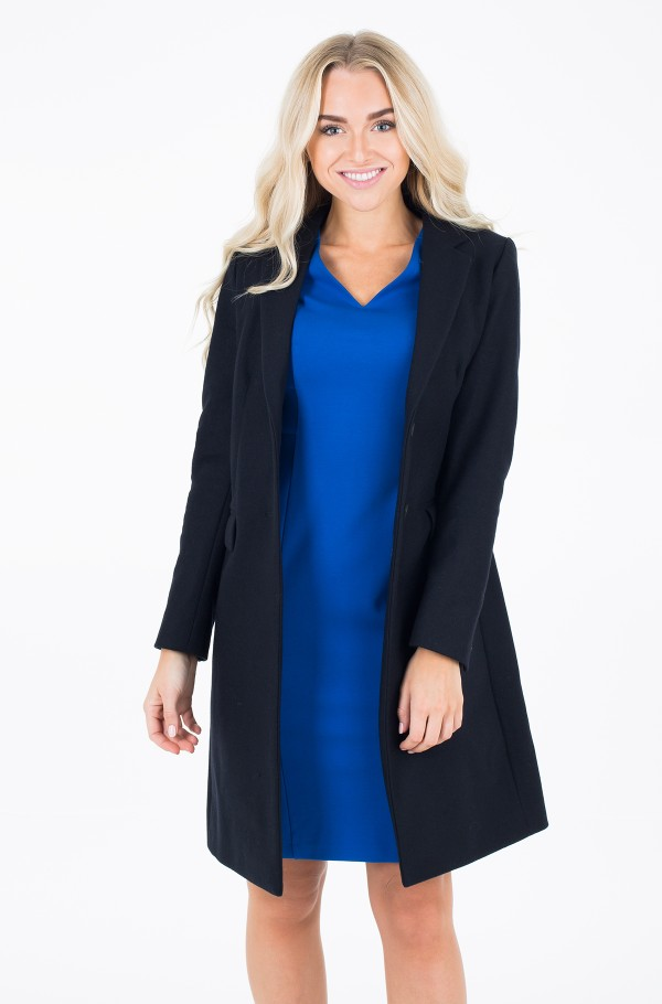 CARRIE CLASSIC WOOL COAT