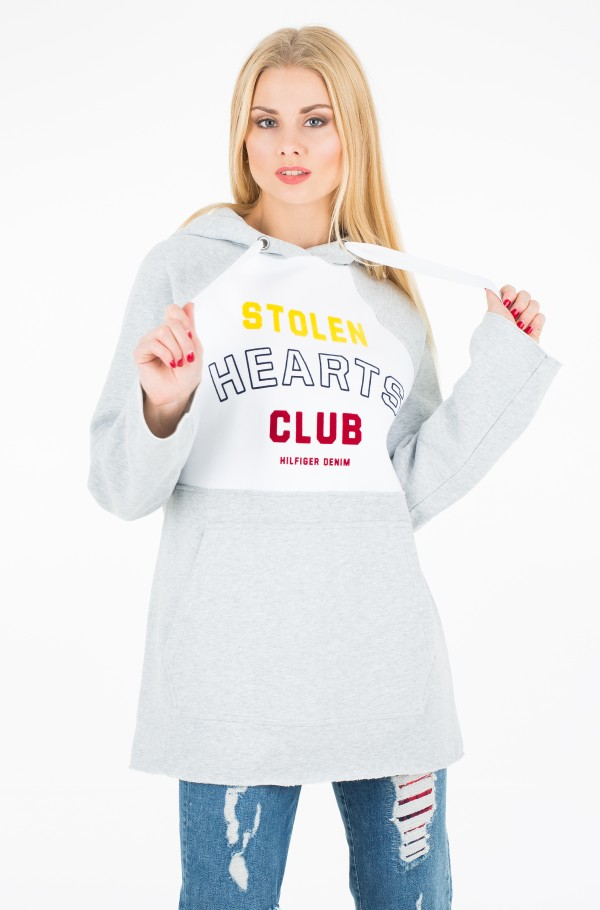 THDW OVERSIZED HOODIE L/S 24