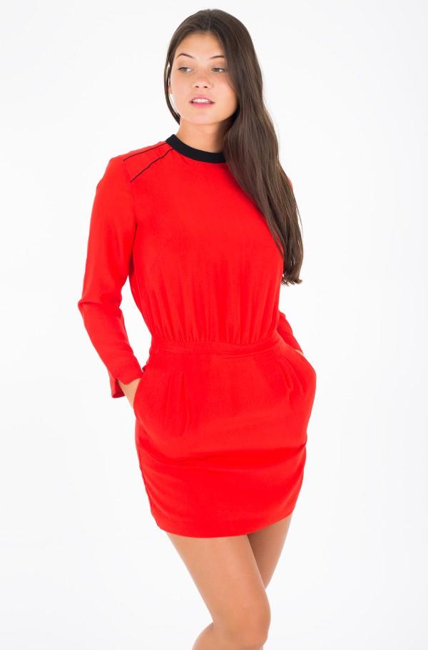 DECIMA SHORT DRESS LS