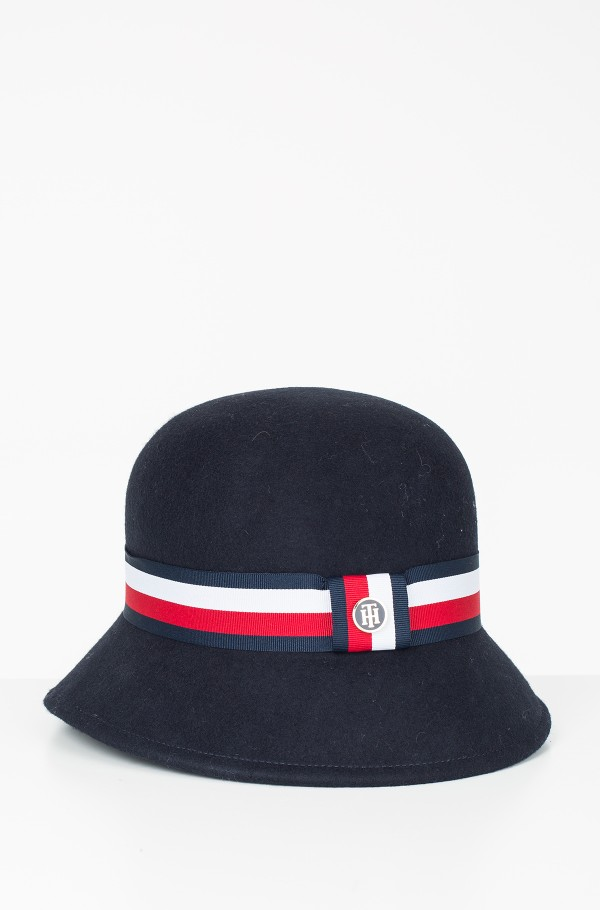 TOMMY CHARM CLOCHE  FEDORA