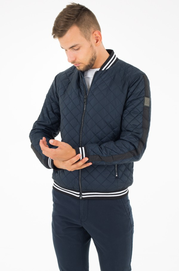 OBAS QUILTED BOMBER