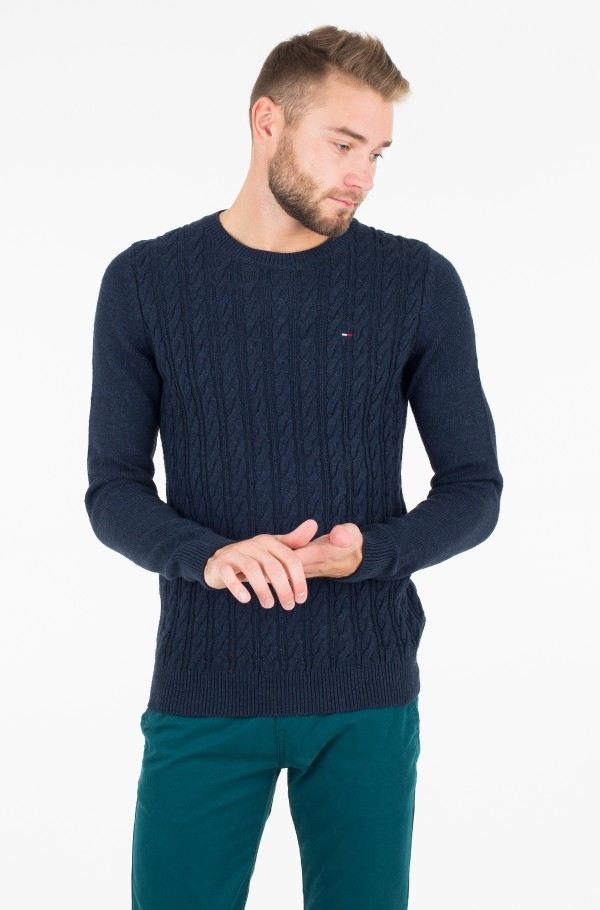 THDM BASIC CABLE CN SWEATER 28