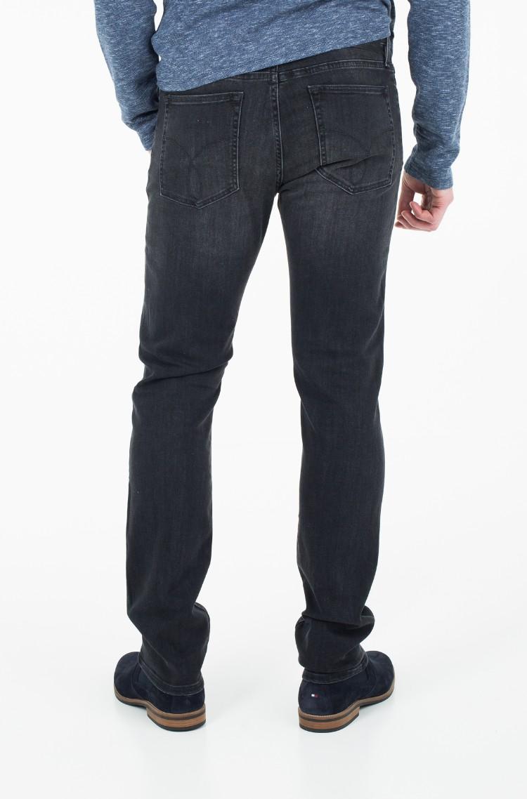 c6ec4f2a660710 Jeans Slim Straight - Black Widow Calvin Klein, Mens Jeans | Denim ...