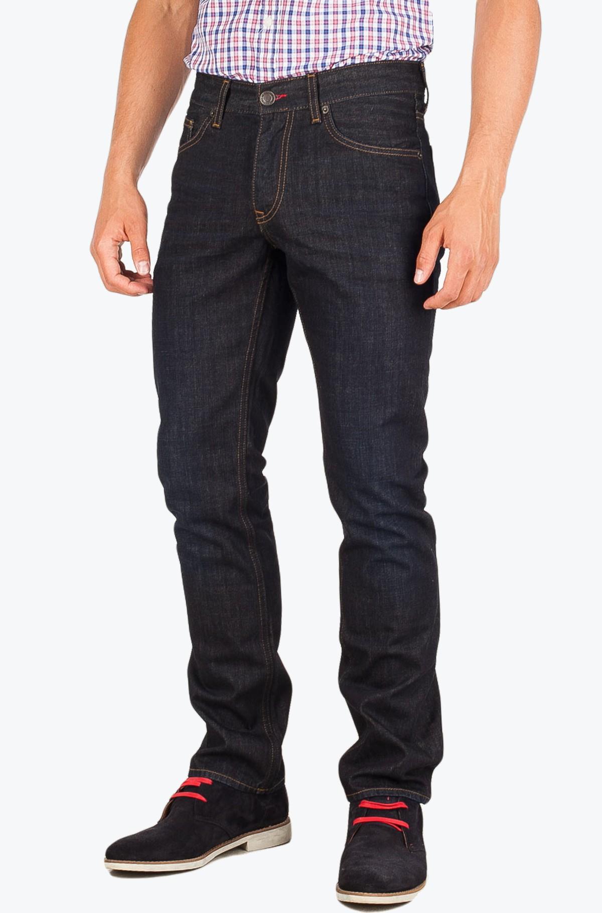 Džinsinės kelnės Mercer B Clean-full-1