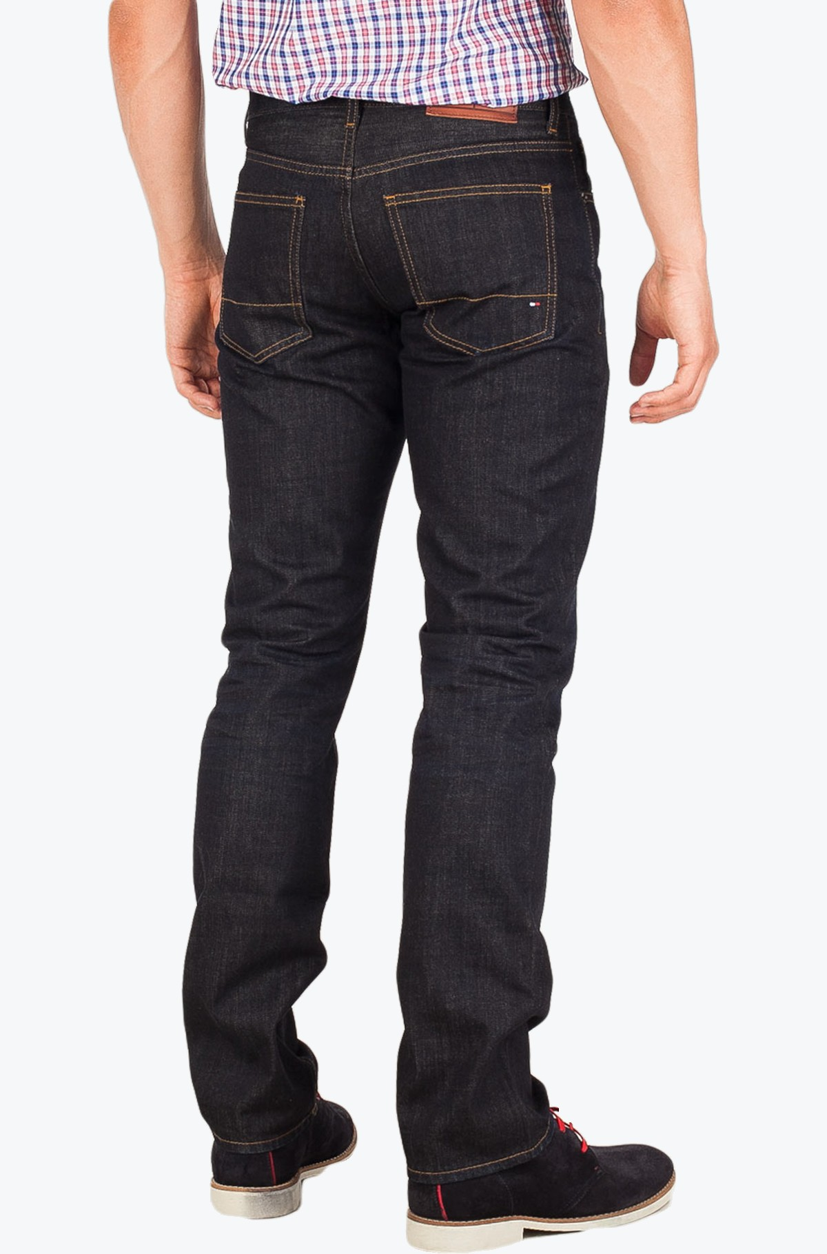 Džinsinės kelnės Mercer B Clean-full-2