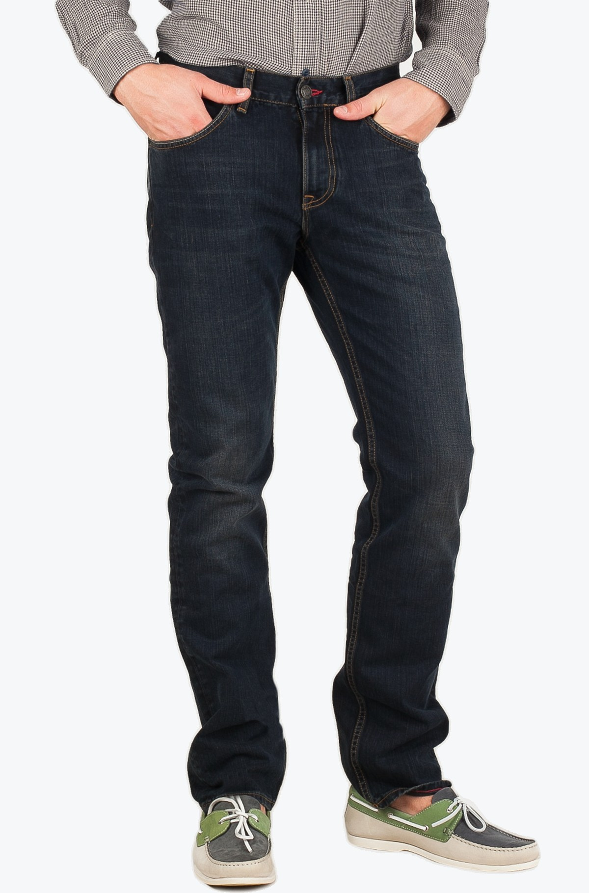 Jeans Mercer B Vintage Blue-full-1