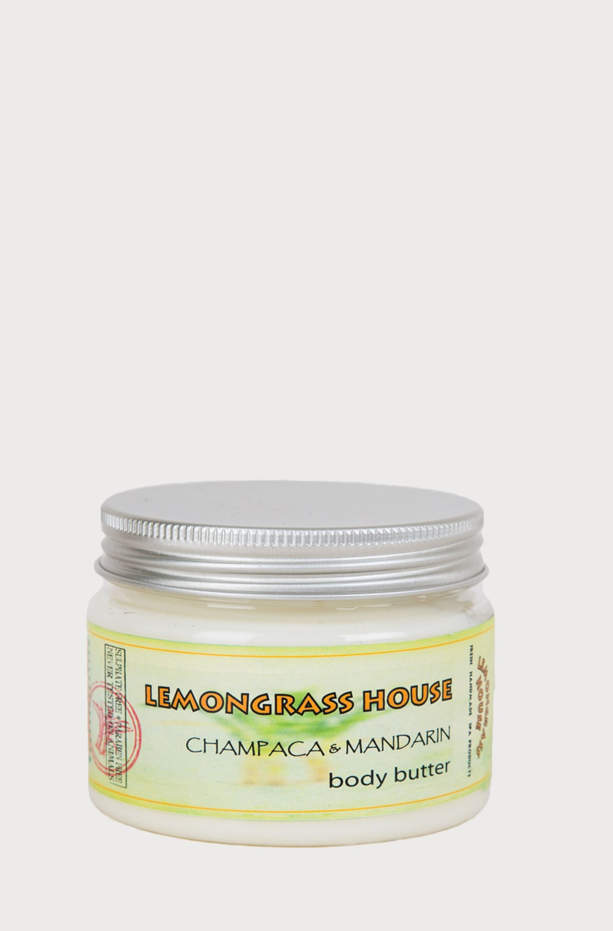 Body cream Body Butter Mandarin & Champaca 150g-full-1