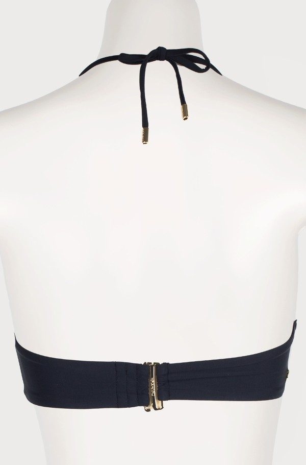 FRONT TWIST STRUCTURED BANDEAU-hover