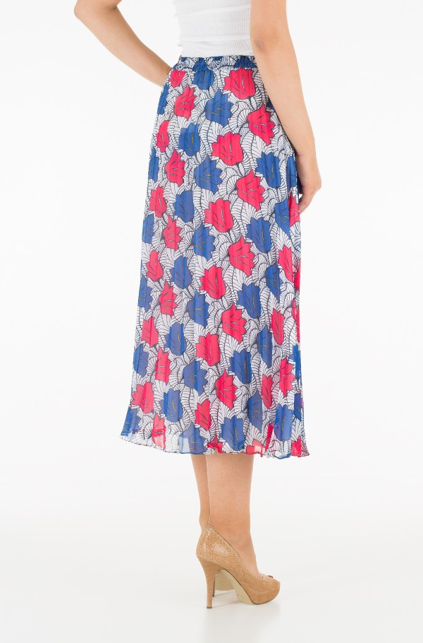 THDW PRINTED MIDI SKIRT 16-hover