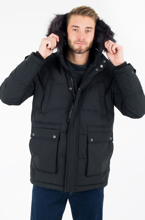 OMORE HD PADDED PARKA-hover