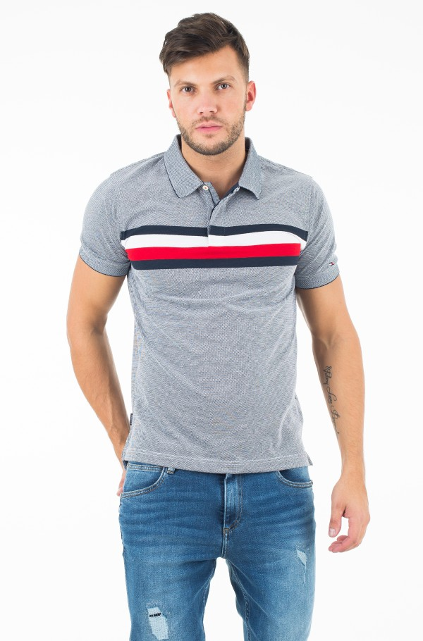 WCC OAKES POLO S/S SF