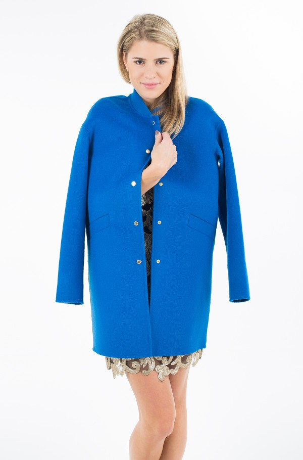 CARMEN DF WOOL BOMBER COAT