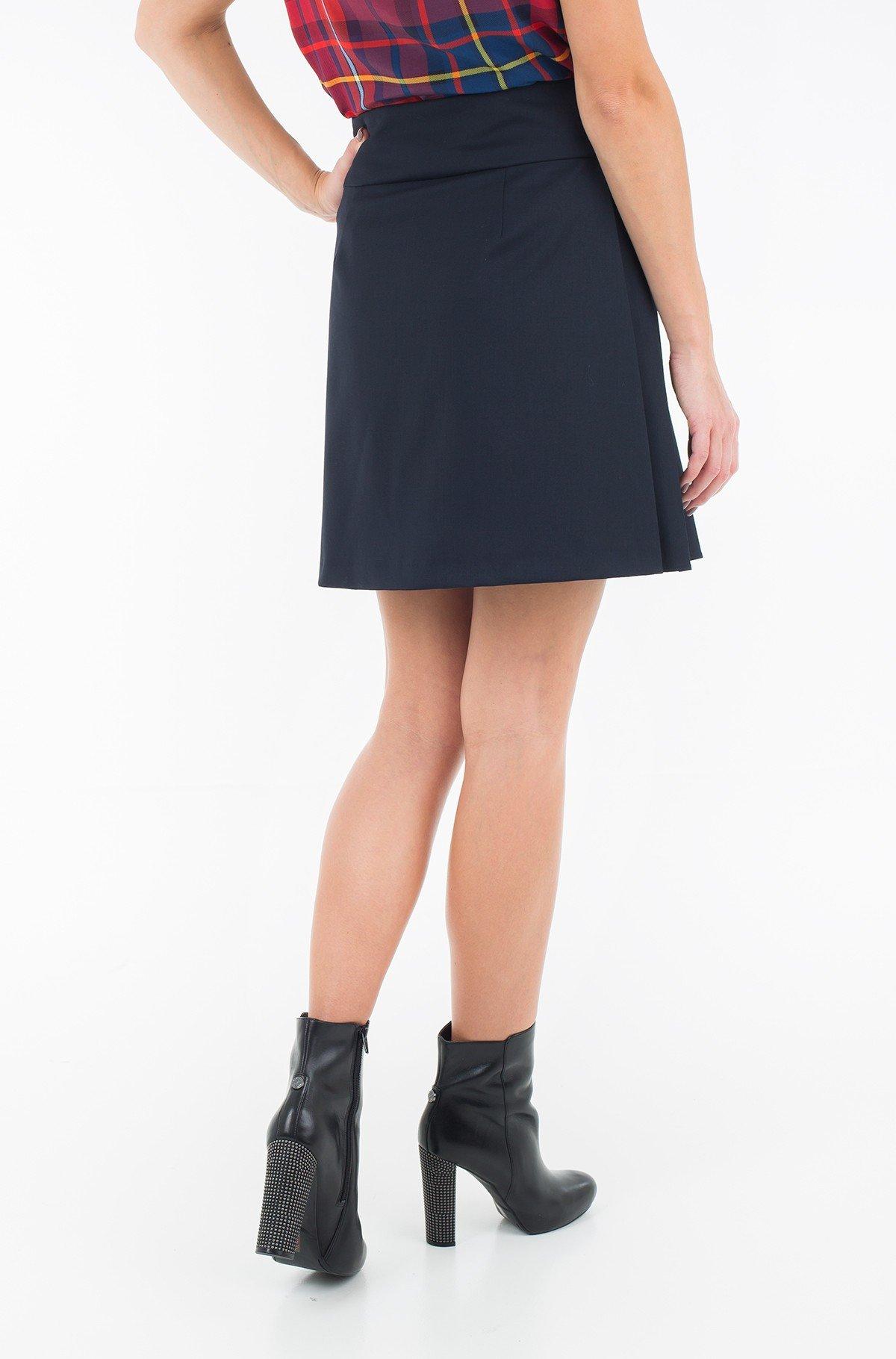 Skirt Lean Pleated -full-2
