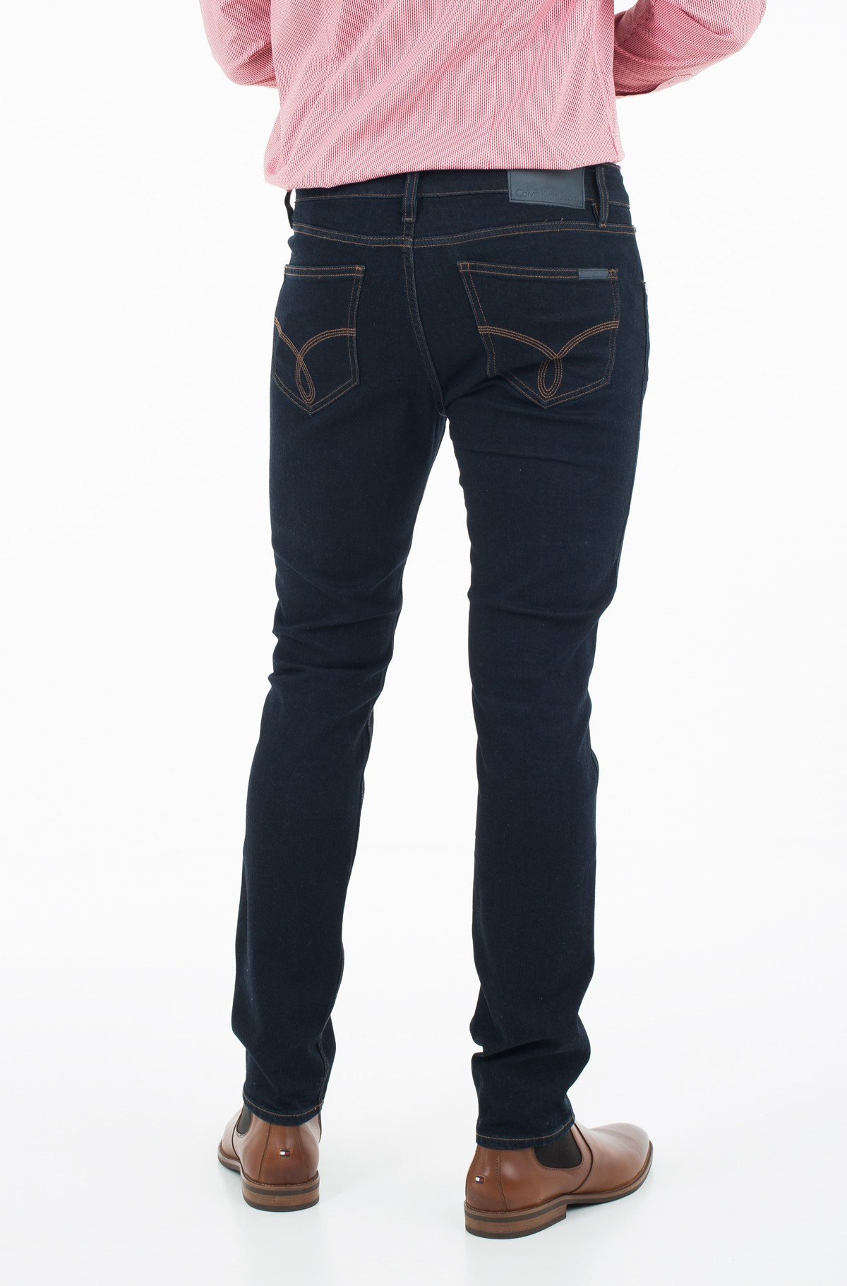 Džinsinės kelnės Sculpted Slim - Real-full-2