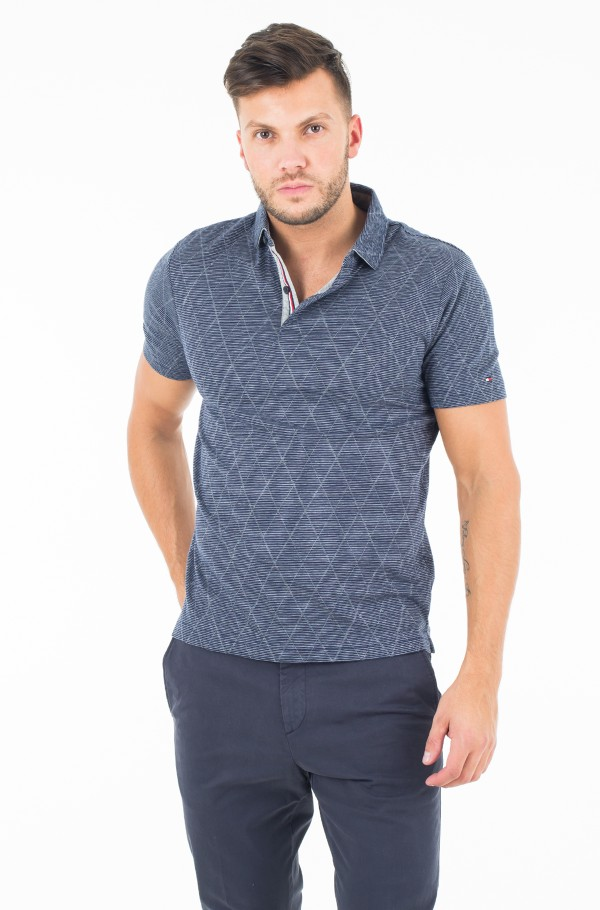 CHARLY ARG POLO S/S SF