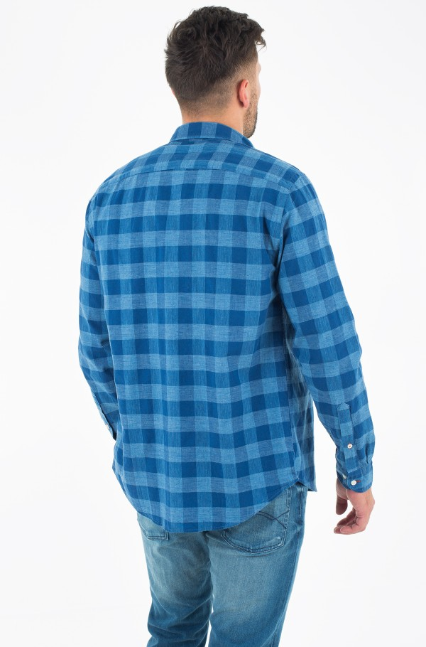 BLOCK CHK CHAMBRAY NF3-hover