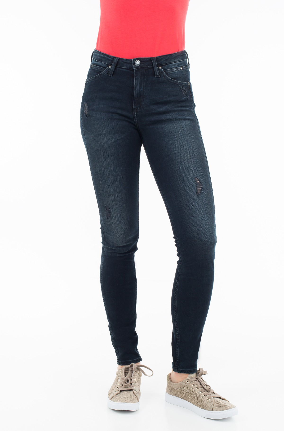 Jeans Sculpted Skinny - Blackwater	-full-1