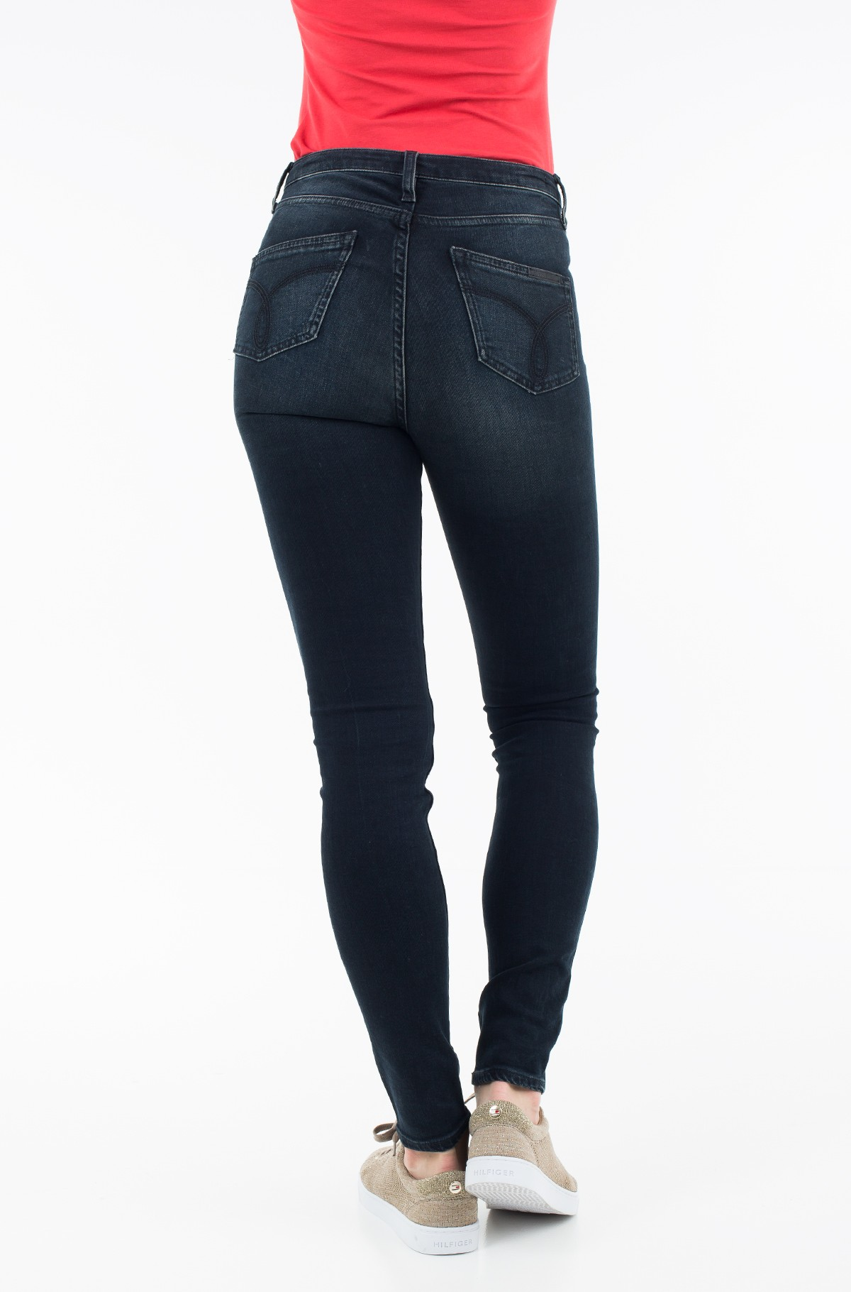 Jeans Sculpted Skinny - Blackwater	-full-2