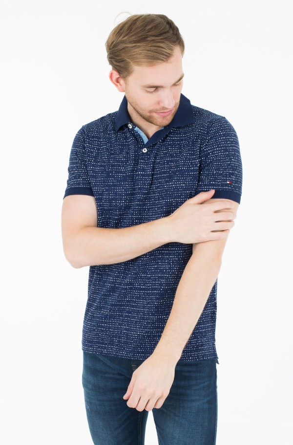DEMI PRT POLO S/S SF
