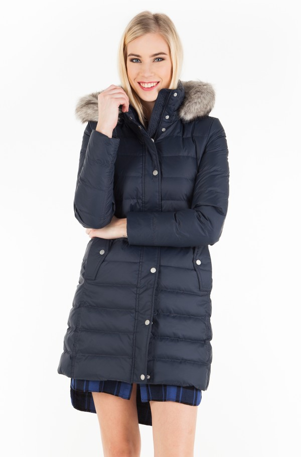 TYRA DOWN COAT-hover