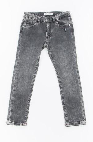 Vaikiškos džinsinės kelnės N74A01-1