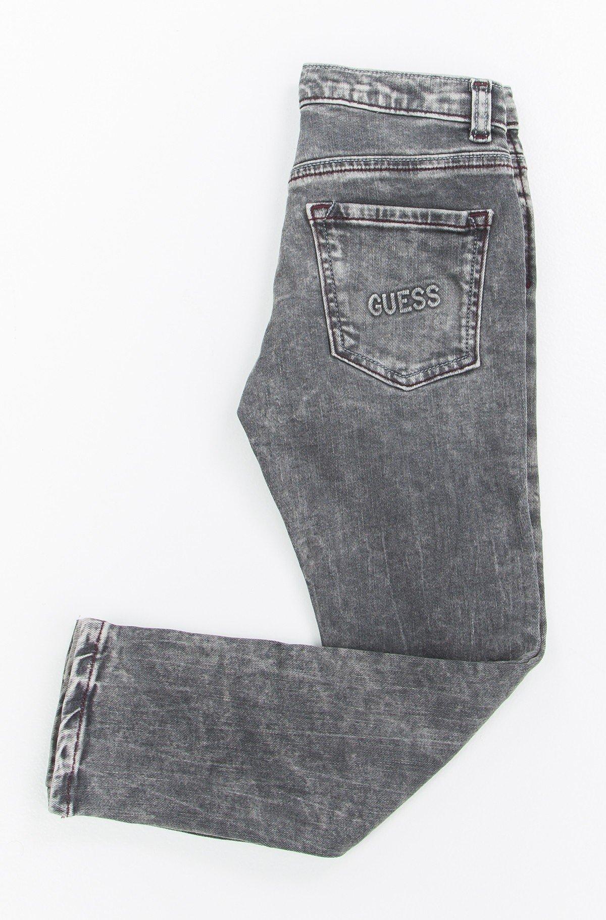 Vaikiškos džinsinės kelnės N74A01-full-2