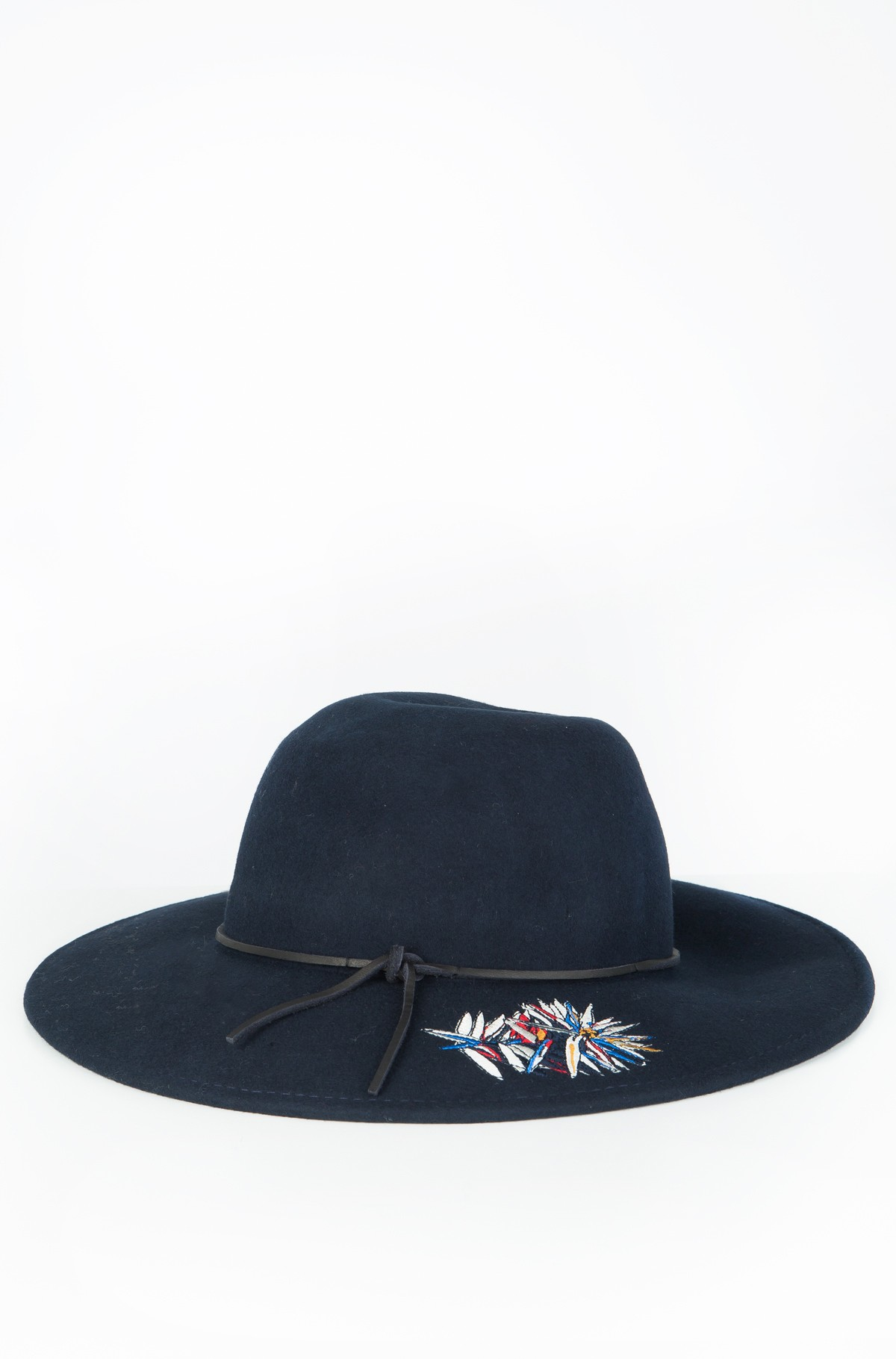 Hat Flowers Fedora-full-1